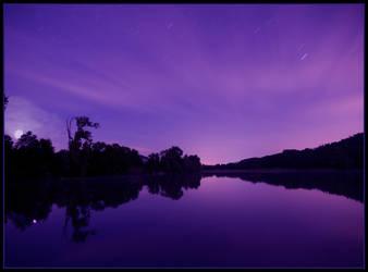 Mystic Lake II by ThePraiodanish