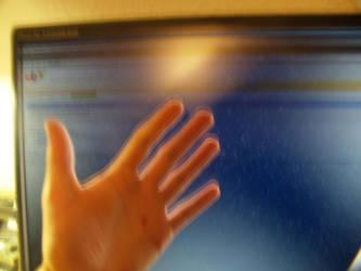 The Hand by ThePraiodanish