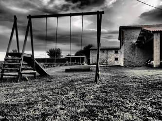 swing set by ThePraiodanish