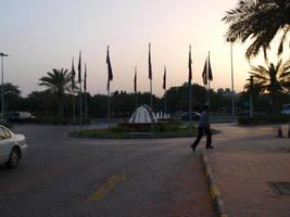 Kuwait 5 by ThePraiodanish