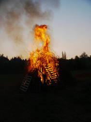 Schlotheim: Easter Fire by ThePraiodanish