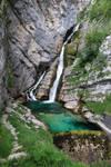 Slap Savica, Slowenia by ThePraiodanish