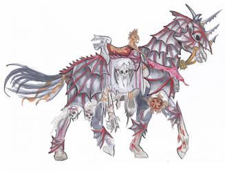 Warhammer 40k Concept #3 by ErinDromeda