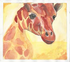 Giraffe (3 of 4) by ErinDromeda