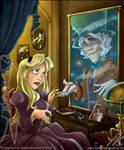 The Man in my Mirror by SplatterPhoenix
