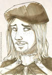 Inkvember V - How exciting by SplatterPhoenix