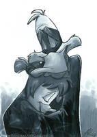 In your arms by SplatterPhoenix