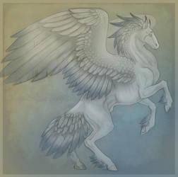 Pegasus by majesticalparade