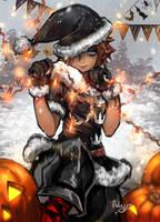 Halloween by hiyo1