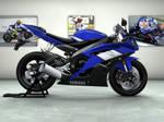 Yamaha R6 by Felipe-Roque