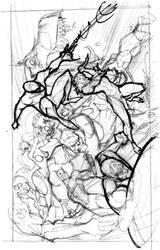 Marvel Comics Presents cover by J-Scott-Campbell