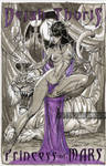 Dejah Thoris 1 by J-Scott-Campbell