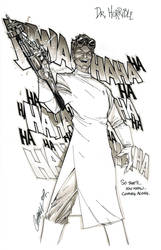 Dr Horrible by J-Scott-Campbell