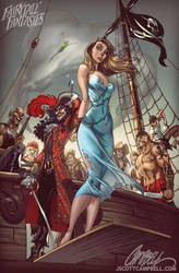 Peter Pan's WENDY by J-Scott-Campbell