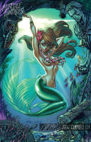 The Little Mermaid 2011 FTF by J-Scott-Campbell