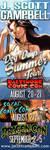 Dog Days of Summer Tour by J-Scott-Campbell