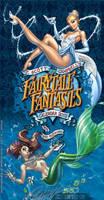 FairyTale Fantasies 2012 Calendar cover by J-Scott-Campbell