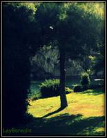 to the lake by LeyBorealis