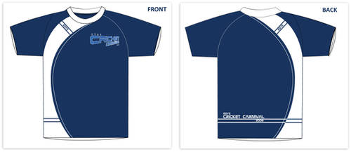 ESYS Cricket Carnival T- Shirt by fazaal24
