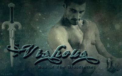 Vishous son of the Bloodletter by nanadb