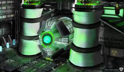 WFO - Reactor Core by BioticShark