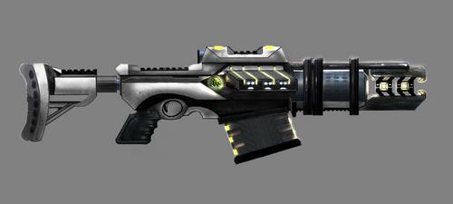 WFO - Unofficial Plasma Rifle by BioticShark