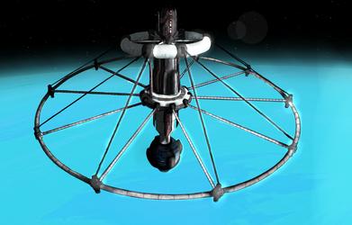WFO - Orbital Mining Station [Version II] by BioticShark