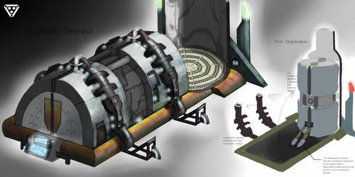 WFO- Secondary Generator by BioticShark