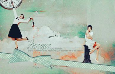A dreamer by secretavalon