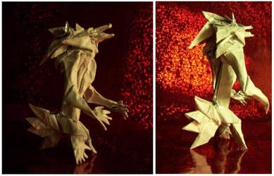 Werewolf by barlou