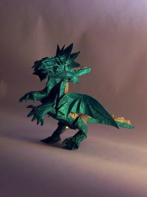 Green Dragon by barlou