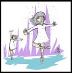 Princess Winter by BubbleSwallower