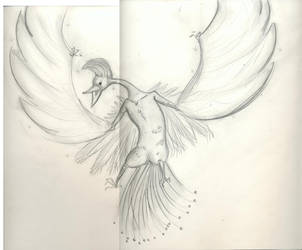 Firebird by BubbleSwallower