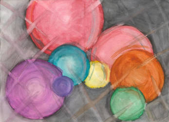 Bubble Lights by BubbleSwallower