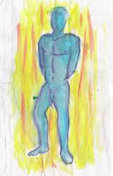 Bleu Male by BubbleSwallower