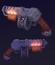 D shotgun by Real-SonkeS