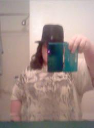 Eh, Screw It - 3DS Mirror Selfie by RubyMewtwo