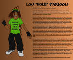 Rat Rage Contest Lou by MasterSkadu