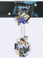spring day / jin by blackparadise011121