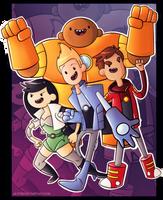 The Bravest Warriors! by heeyjayp17