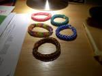Awesome Bracelets! by StyxxsOmega