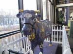 Random School Cow! by StyxxsOmega