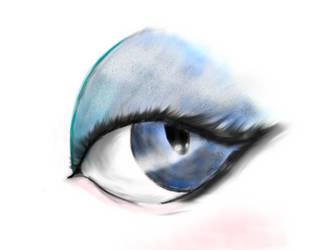 Eye by DaisyAzuras
