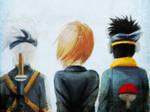 Naruto - Nakama by Alderion-Al