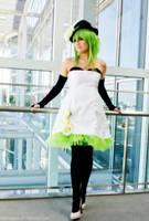 Vocaloid : Camellia Gumi by 2sosmia