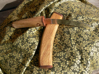 Homemade tanto by Bear-Crafter