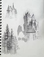 Sketch 2 by aMarenkoko