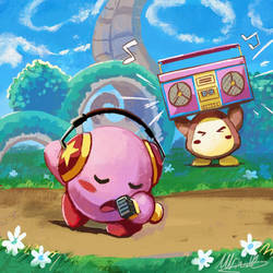 Kirby Star Allies by Lubrian