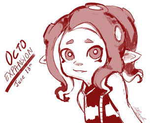 OCTOLING HYPE by Lubrian