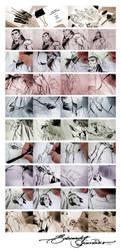 How I Ink: Turok by eDufRancisco
